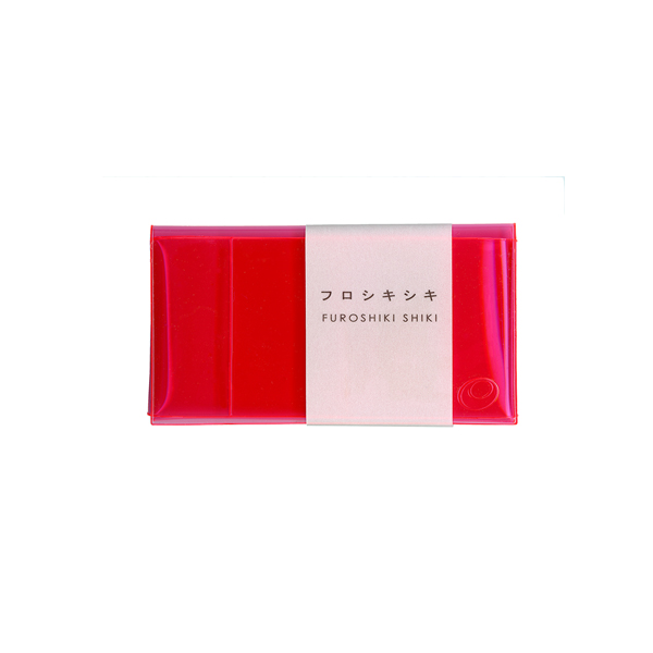business card case red anna