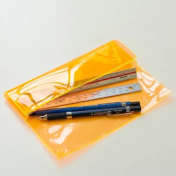 FSS pen case orange verkleind