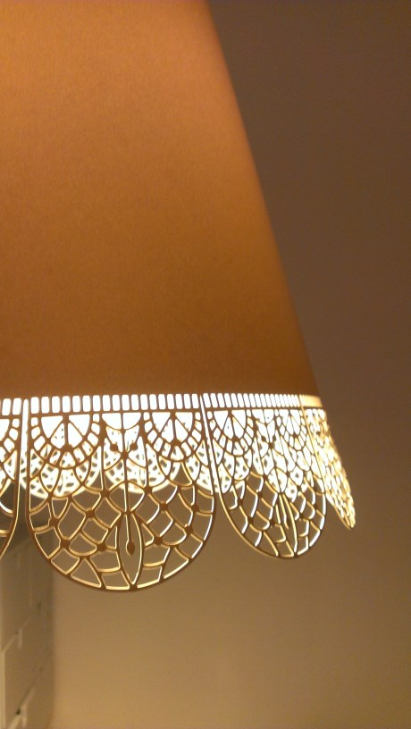 lace lamp Park GOLD-WHITE (460 x 816)