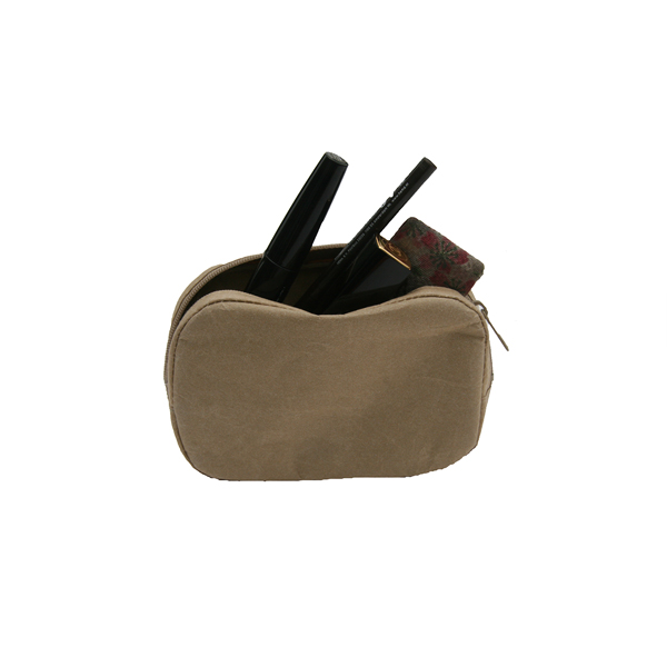 square pouch met vulling