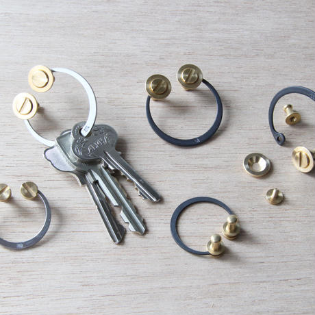 SNAP-KEYRING COMPOSITION